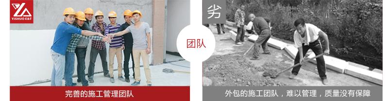 亿硕安防完善的施工管理团队