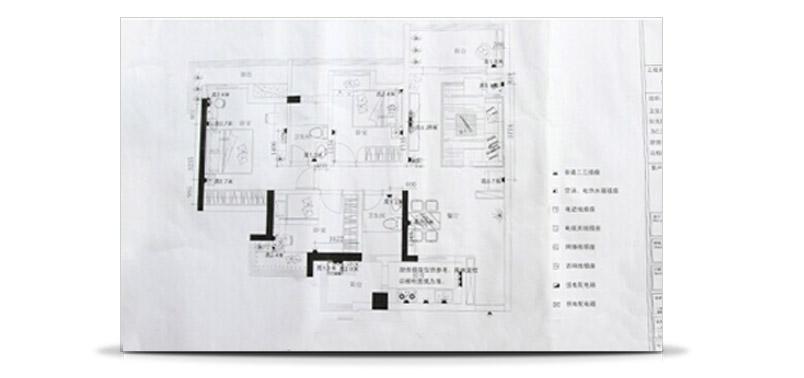 淘商城弱电工程图纸