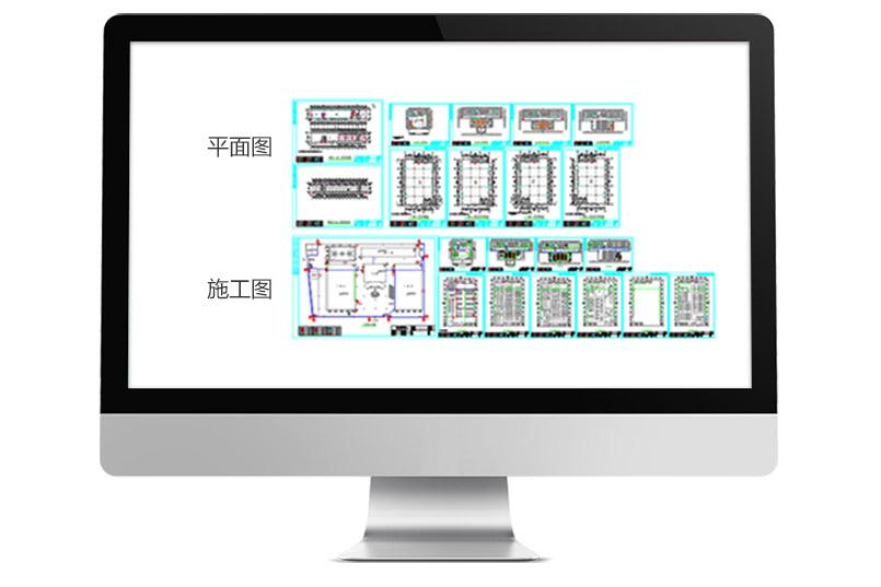 豪威皮具厂弱电系统图