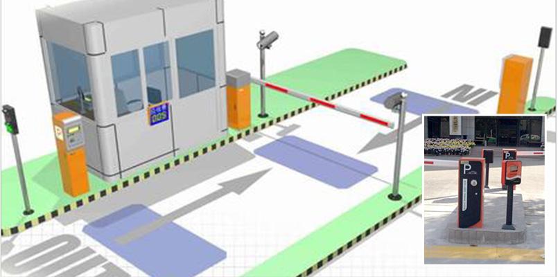 停车场道闸系统安装业务介绍