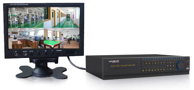 网络监控 采用高清IPC+高清NVR组网方式,在工厂企业内部(如车间、走廊、活动室、办公室等场所)等重要点位部署720P、1080P高清网络摄像机,后端采用NVR进行高清存储,实现重要部位的高清监控与录像。