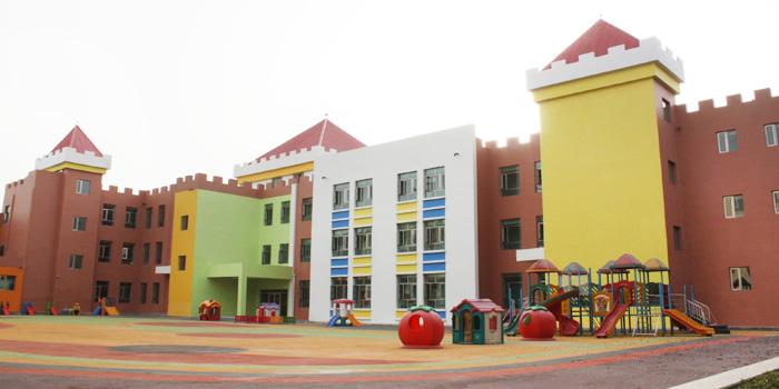 幼儿园公共广播系统-亿硕安防