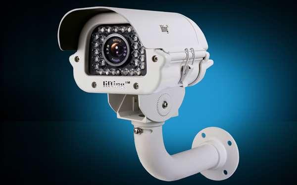 红外监控摄像机使用以及安装注意事项