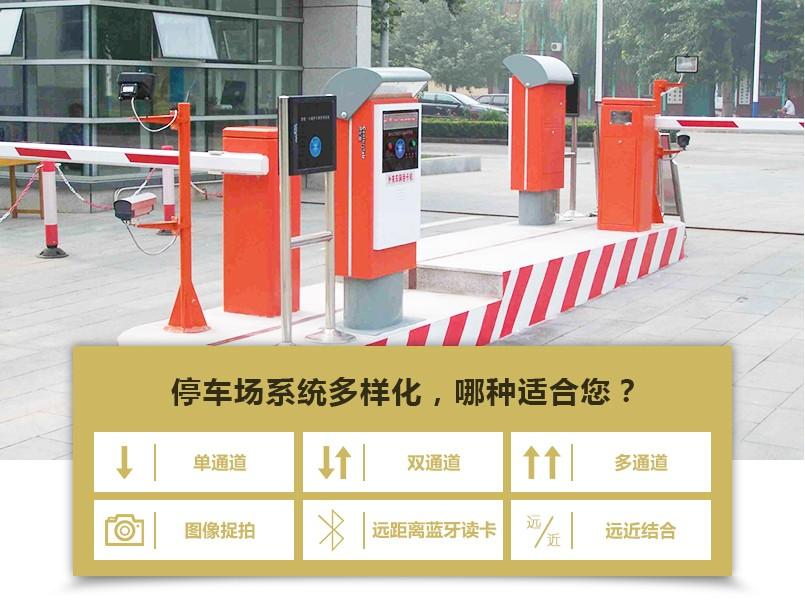 停车场系统多样化